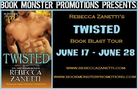 TWISTED Tour Banner