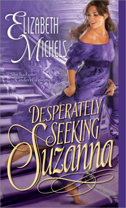 Desperately Seeking Suzanna Cover