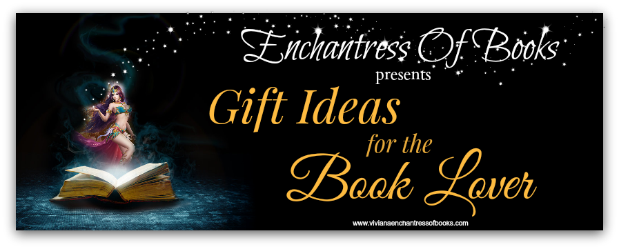 Gift Ideas for the Book Lover by Enchantress Of Books banner
