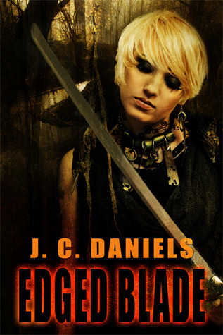 Blog Tour: Edged Blade by J.C. Daniels