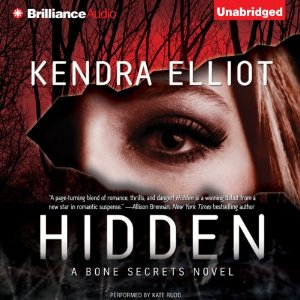Kendra's debut novel.  Book one in the Bone Secret series.