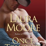 Laura Moore Once Touched Cover